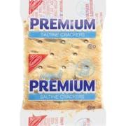Premium Saltine Cracker 500 Per Case - .21 Oz.
