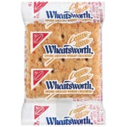 Wheatsworth Stone Ground Cracker - 0.22 oz. packet, 500 per case
