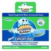 Vanish Drop Ins Bleach Toilet Bowl Cleaner, 1.7 Ounce -- 12 per case.