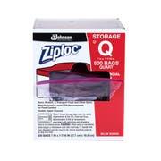 Ziploc Quart Storage Bag -- 500 per case.