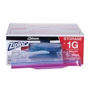 Ziploc 1 Gallon Storage Bag, 250 count per pack -- 1 each.