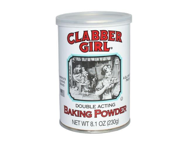 Clabber Girl Baking Powder 24 Case 10 Ounce