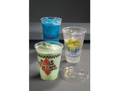 Genpak Pet Cup, 24 Ounce -- 500 per case.