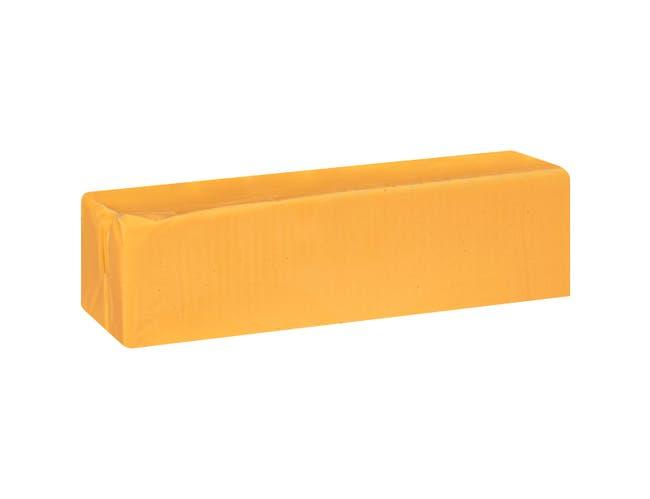 Kraft American Cheese Loaf, 5 Pound -- 6 per case.