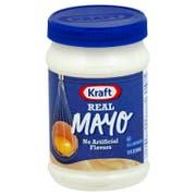Kraft Real Mayonnaise, 15 Ounce -- 12 per case.