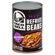 Taco Bell Refried Beans, 16 Ounce -- 12 per case.