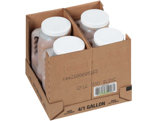 Kraft Balsamic Pure Dressing, 1 Gallon -- 4 per case.