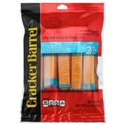 Cracker Barrel Natural Sharp Cheddar Cheese Bar, 7.5 Ounce -- 12 per case.