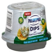 Philadelphia Single Serve Jalapeno Cheddar Dip, 2.8 Ounce -- 6 per case