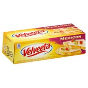 Kraft Velveeta Mexican Mild Cheese Loaf, 1 Pound -- 12 per case.