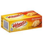 Kraft Velveeta American Cheese Loaf, 8 ounce -- 12 per case