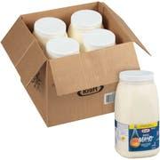 Kraft Real Mayonnaise, 1 Gallon -- 4 Case