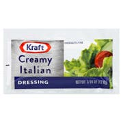 Dressing Creamy Italian 7/16Oz 200 Case 7/16 Ounce