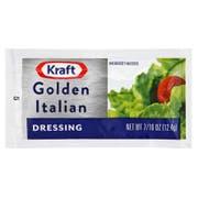 Dressing Golden Gourmet Italian 200 Case 7/16 Ounce