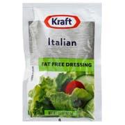 DRESSING KRAFT FREE ITALIAN 60 CASE 1.5 OUNCE