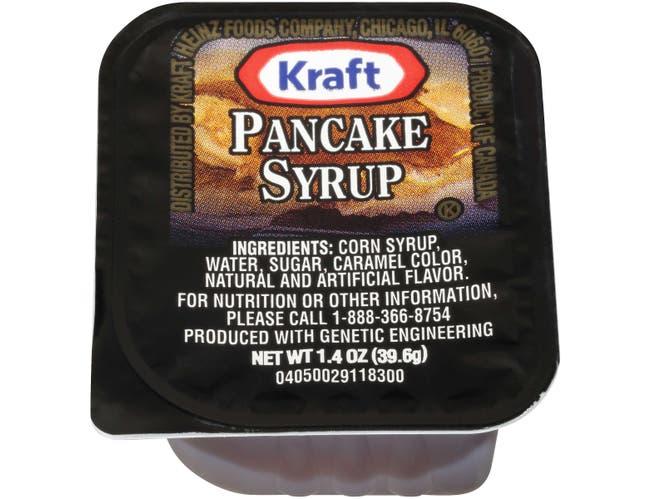 Kraft Single Serve Pancake Syrup Dip Cup, 1.4 ounce -- 120 per case