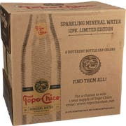 Topo Chico Sparkling Mineral Water, 144 Fluid Ounce -- 1 each