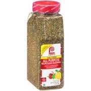 Lawry`s Salt Free All Purpose Recipe Blend Seasoning, 13 oz. -- 6 per case
