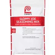 Lawry`s Sloppy Joe Seasoning Mix, 15 oz. -- 6 per case
