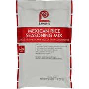 Lawry`s Mexican Rice Seasoning Mix, 11 oz. -- 6 per case