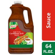 Knorr Professional Ready-to-Use Caribbean Jerk Sauce with Papaya Juice Jug, 0.5 gallon -- 4 per case