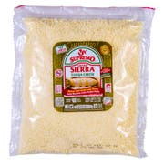 VV Supremo Sierra Queso Cotija Crumbling Cheese, 2.2 Pound -- 6 per case.