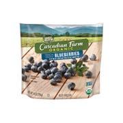 Cascadian Farm Organic Blueberries, 8 Ounce -- 12 per case.