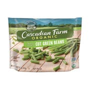 Cascadian Farm Organic Cut Green Beans, 16 Ounce -- 12 per case.