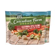 Cascadian Farm Organic California Style Blend, 10 Ounce -- 12 per case.