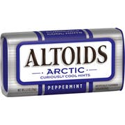 Altoids Arctic Peppermint, 1.2 Ounce -- 96 per case.