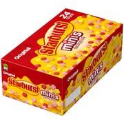 Starburst Original Minis Fruit Chews, 1.85 Ounce -- 288 per case.