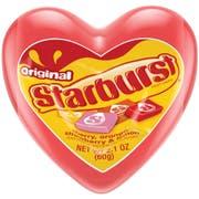 Starburst Original Fruit Chews Candy - Plastic Heart, 2.1 Ounce -- 48 per case