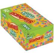 Starburst Sours Minis Fruit Chews, 1.85 Ounce -- 288 per case.