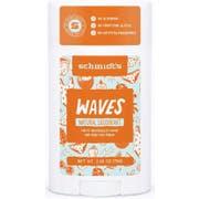 Schmidts Waves Deodorant Stick, 2.65 Ounce -- 12 per case