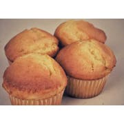 Foxtail Foods Simply Scoop Corn Muffin Batter, 18 Pound -- 1 each.