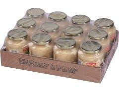 Silver Floss Shredded Sauerkraut -- 32 oz. glass jar, 12 jars per case.