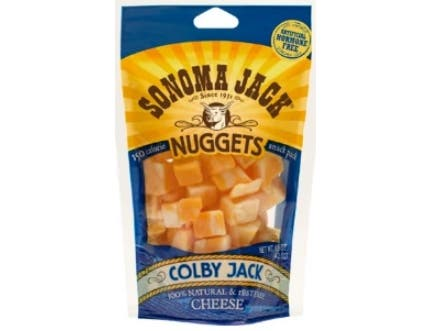 Sonoma Jack Colby Jack Cheese Nuggets, 1.5 Ounce -- 12 per case