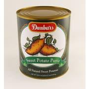 Dunbar Sweet Potato Puree, 108 Ounce -- 6 per case.
