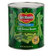 Del Monte Blue Lake Cut Green Bean, 101 Ounce Can -- 6 per case.