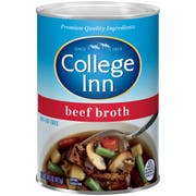 College Inn Beef Broth, 14.5 Ounce -- 24 per case.