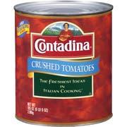 Contadina Crushed Tomatoes, 6.563 Pound -- 6 per case.