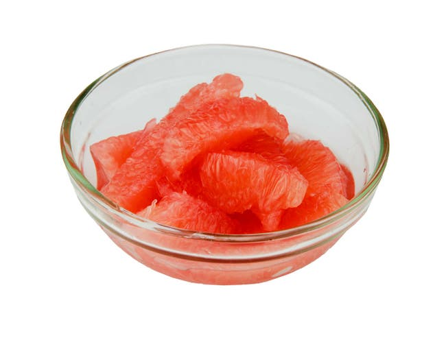 Fruit Naturals Red Grapefruit  in extra light syrup., 7 Ounce -- 12 per case.