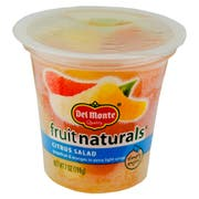 Fruit Naturals Citrus Salad Grapefruit and Orange, 7 Ounce -- 12 per case.