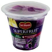 SuperFruit Pear in Acai and Blackberry Chunk Juice Blend, 8 Ounce -- 12 per case.