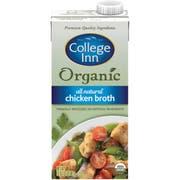 College Inn Organic Chicken Broth, 32 Ounce -- 12 per case.