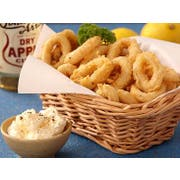 Tampa Bay Fisheries Lightly Breaded Homestyle Calamari Rings Large, 2 Pound -- 6 per case.
