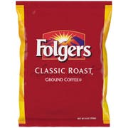 Folgers Classic Roast Urn Ground Coffee, 9 Ounce -- 30 per case.