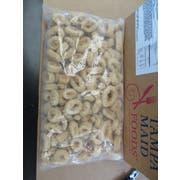 Tampa Maid Diptn Dusted Breaded Calamari Ring, 2 Pound -- 6 per case.