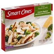 Heinz Smart Ones Entree Rigatoni Broccoli and Chicken, 9 Ounce -- 12 per case.