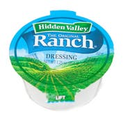Ventura Foods Hidden Valley Original Ranch Dressing, 1.25 Ounce -- 160 per case.
